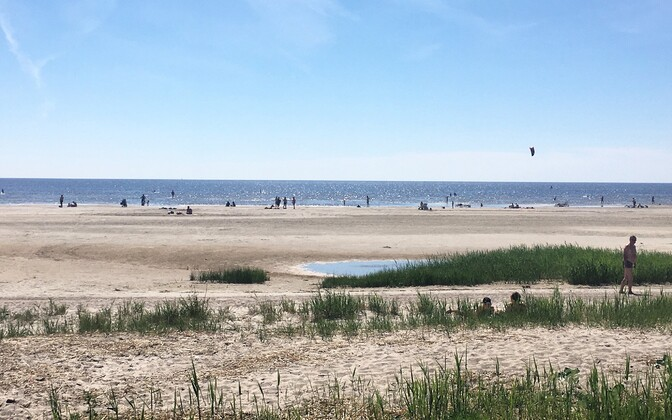 Pärnu Beach.