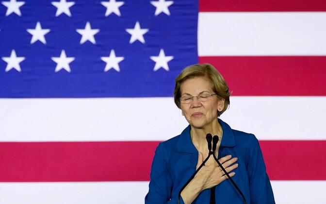 USA sõjaväebaaside ümbernimetamise algatas senaator Elizabeth Warren.