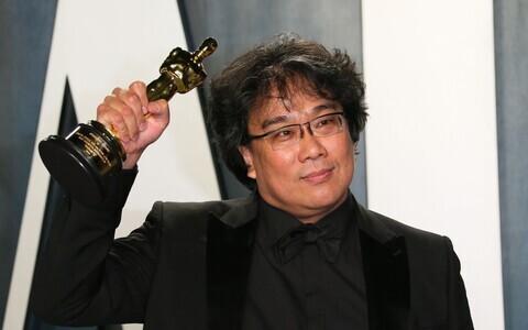 2019. aastal parima filmi ja režissööri Oscariga pärjatud Bong Joon-ho.