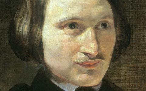 Nikolai Gogol, pildi autor Otto Friedrich Theodor von Möller.