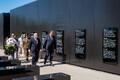 Justiitsminister ja kaitseminister asetasid pärja küüditamisohvrite mälestuseks