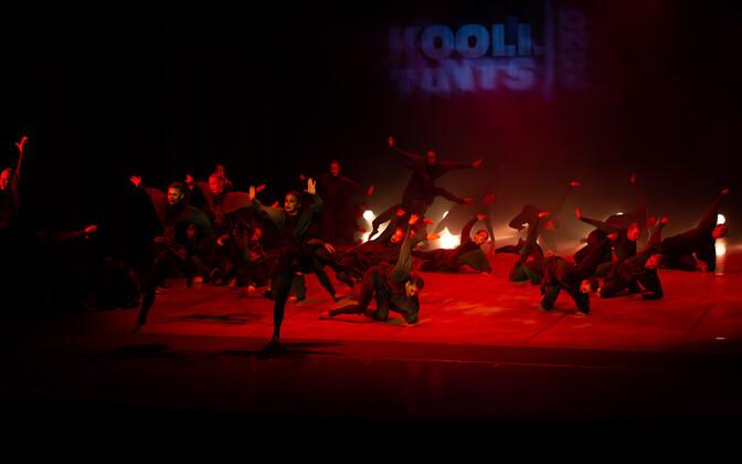 Piirkondlik tantsupäev Põlvas