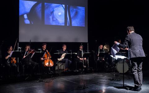 Pildil 2019. aasta festivalil toimunud Tallinna Uue Muusika Ansambli kontsert.