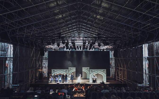 Narva ooperipäevad 2019. aastal.