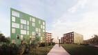 Balti Manufaktuuri arhitektuurikonkursi võitsid arhitektuuribüroode Molumba ja Kadarik Tüür Arhitektid tööd. Molumba töö.