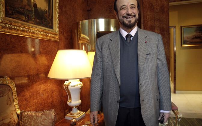 Rifaat al-Assad 2011. aastal.