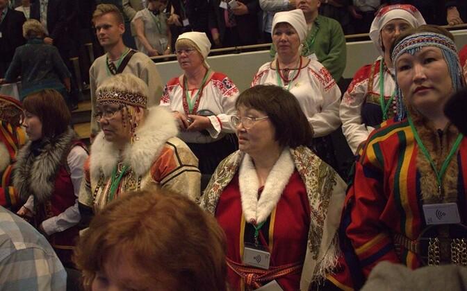 VII soome-ugri rahvaste kongress 2019. aastal.