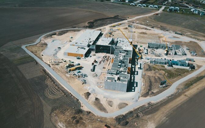 Школа Киндлусе откроется осенью 2020 года.