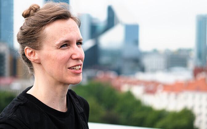 Toomas Sildami intervjuu Linda Kaljundiga