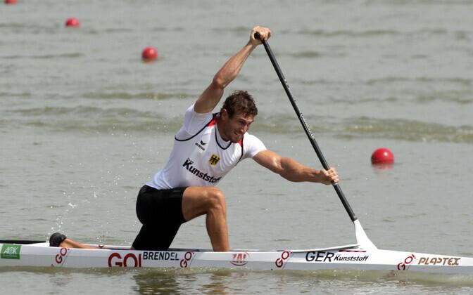 Sakslane Sebastian Brendel kanuusprindi MM-il