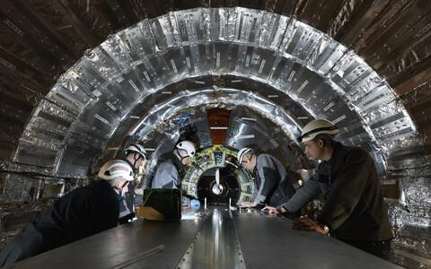 Liitumisleppe ratifitseerimise järel saab Eesti ligipääsu CERNi hangetele ja patentidele.