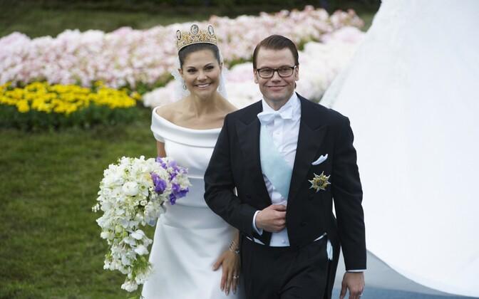 Rootsi kroonprintsessi Victoria ja prints Danieli pulmad 2010. aastal