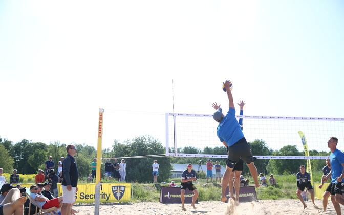 4 vs 4 rannavõrkpalli Eesti meistrivõistlused