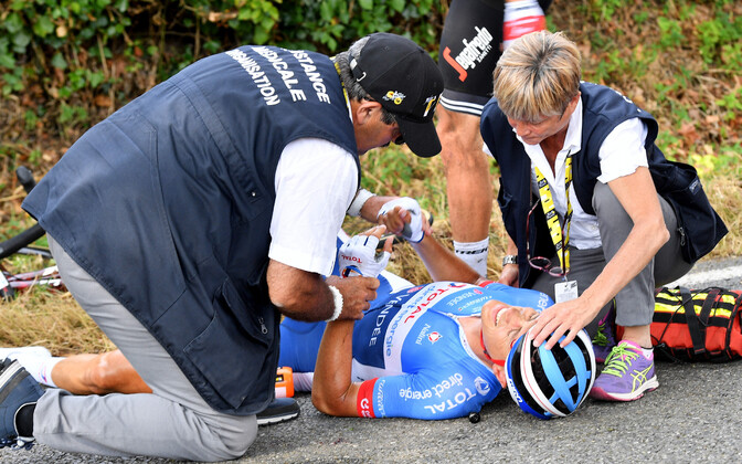 Niki Terpstra 2019. aasta Tour de France'il