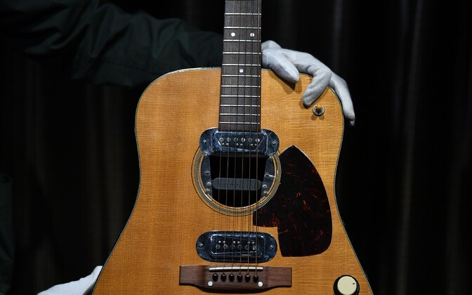 Kurt Cobaini kitarr