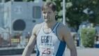 Эрки Ноол на стадионе в Кадриорге. Кубок Европы по многоборью, 1996 год.