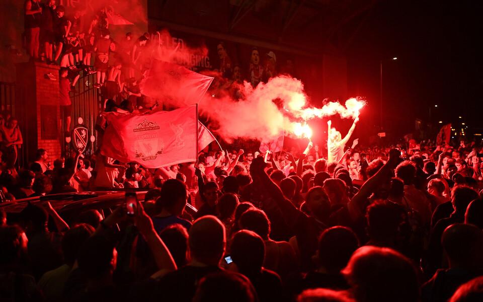 Liverpool tuli Inglismaa meistriks