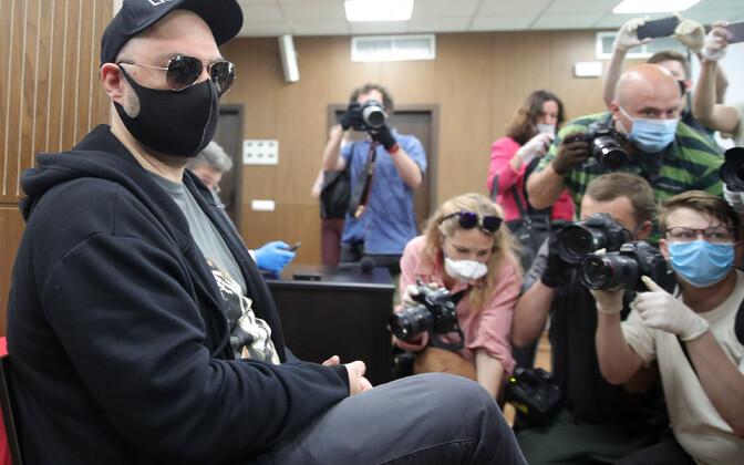 Кирилл Серебренников в суде.