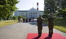Eestit külastas NATO Brunssumi ühendväejuhatuse ülem kindral Jörg Vollmer.