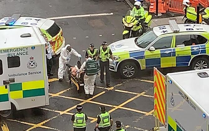 Rünnakukoht Glasgow's.