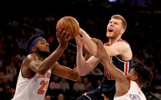 NBA korvpallurid