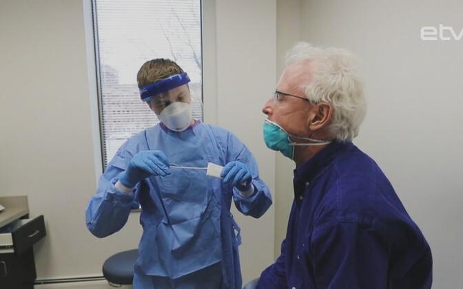 В Соединенных Штатах за весь период выявлено более 2,4 млн инфицированных.