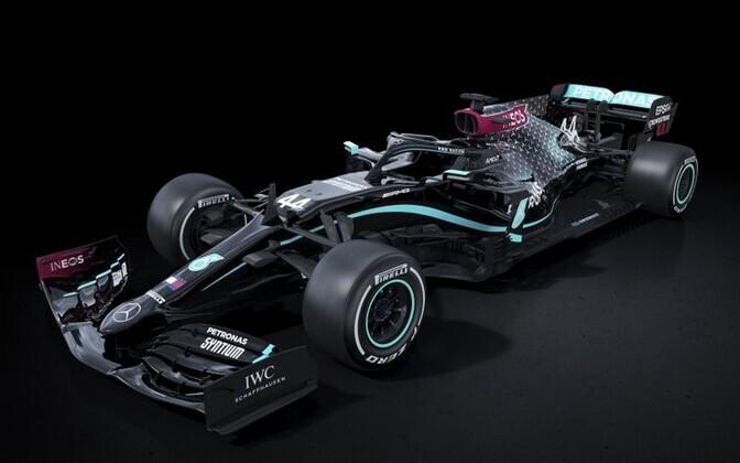 Mercedese vormelimasin 2020. aasta F1 hooajaks