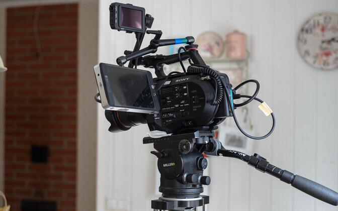 Telekaamera.