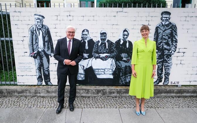President Kersti Kaljulaid's visit to Germany, June 28-30 2020.