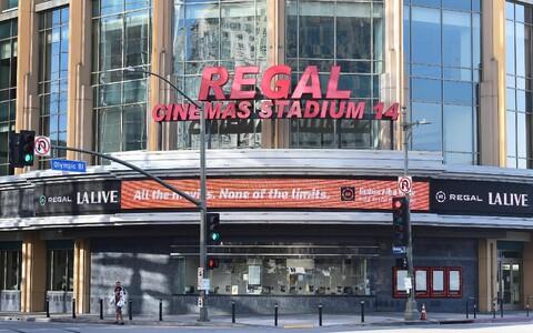 Suletud  Regal Cinemas Los Angeleses