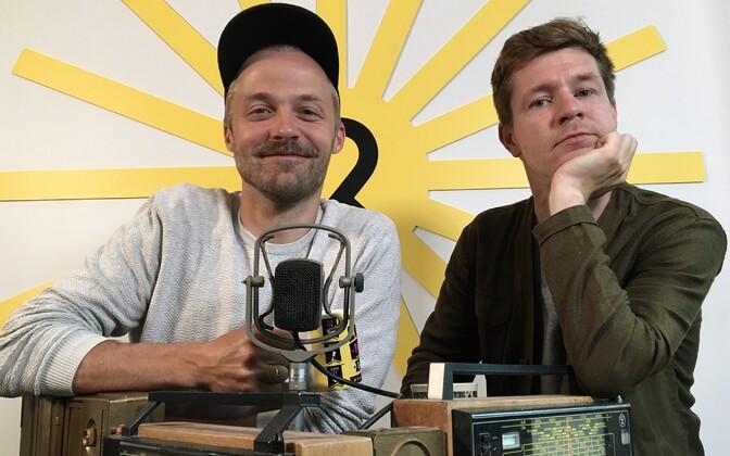 Erki Pärnoja ja Kristjan Kallas