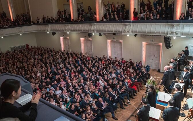 NHK Estonia kontserdisaalis