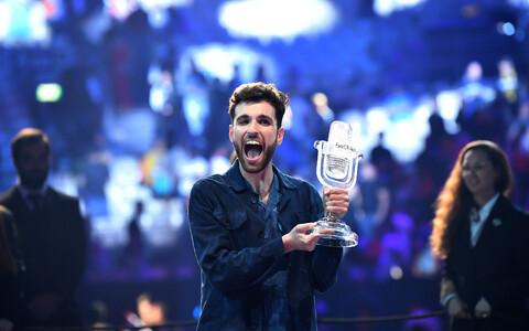 Eurovisioon 2019 võitja Duncan Laurence Hollandist