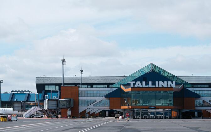 Tallinn Airport (Picture is illustrative)