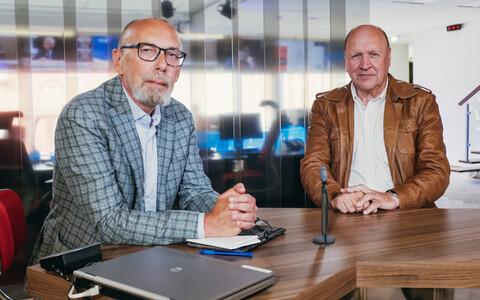 Интервью Ильдара Низаметдинова с Мартом Хельме.