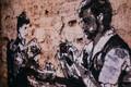 Выставка уличного художника Эдварда фон Лынгуса «Собор Судного дня».