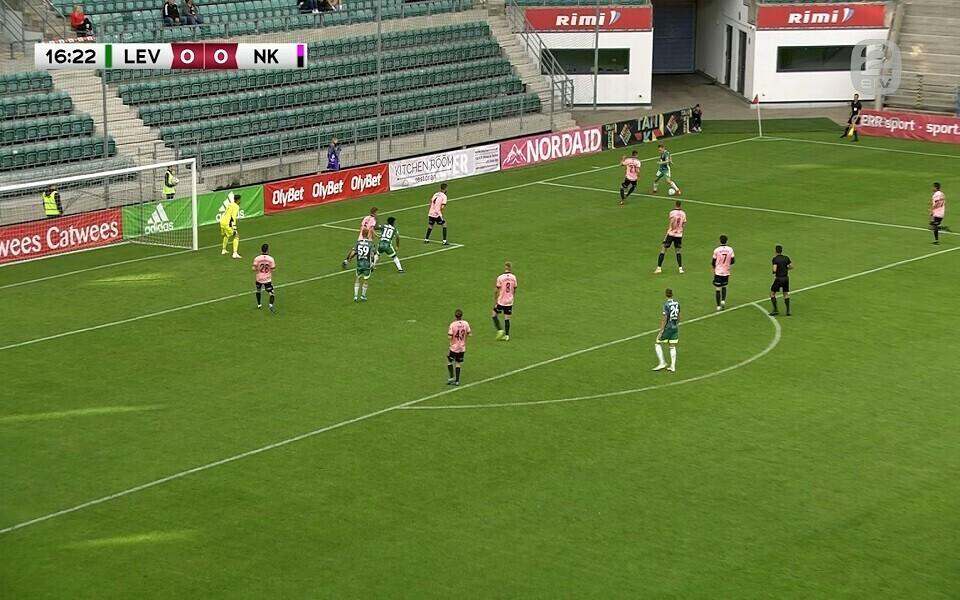 Tallinna FCI Levadia - Nõmme Kalju FC