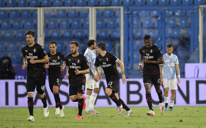 SPAL - AC Milan