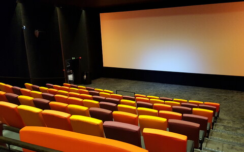 Кинотеатр Apollo.