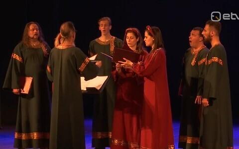 Orthodox Singers.