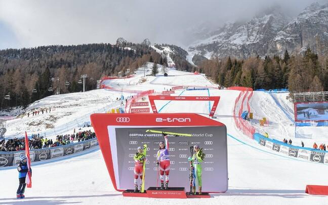 Cortina d'Ampezzo mäesuusakeskus