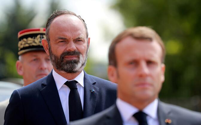 Премьер-министр Франции Эдуар Филипп ушел в отставку.