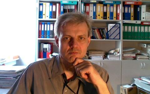 Tallinna Tehnikaülikooli keemia ja biotehnoloogia instituudi professor Peep Palumaa