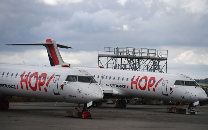 Air France'i HOP-i lennukid.
