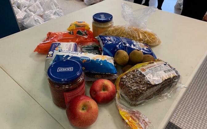 Заявления на продовольственную помощь принимают все районные управы столицы. Иллюстративная фотография.