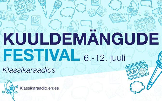 Kuuldemängude festival Klassikaraadios