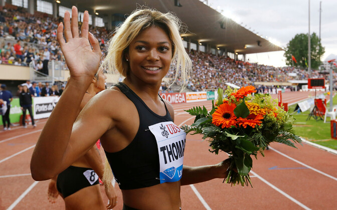 Gabrielle Thomas