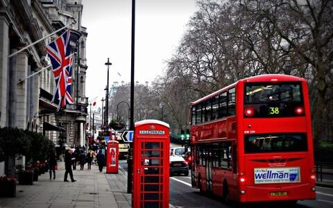 Лондон. Иллюстративное фото.