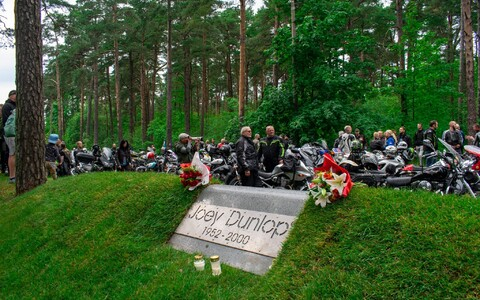 20 year anniversary of Joey Dunlop's untimely death.