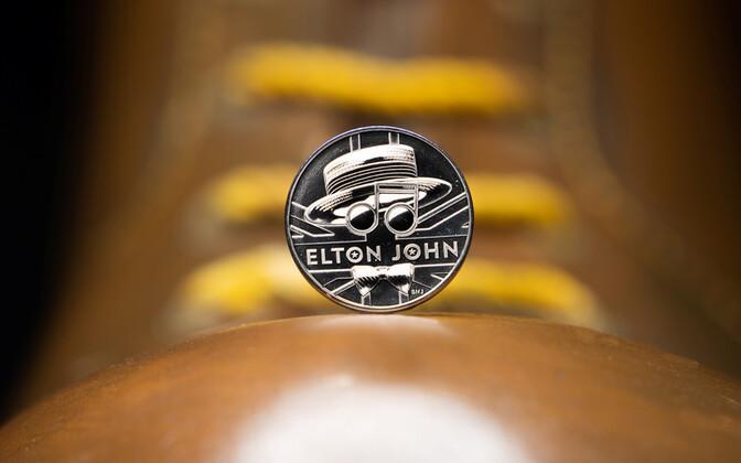 Elton Johni münt